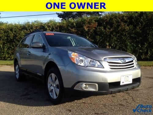 2011 subaru outback station wagon premium for sale in beekmantown new york classified. Black Bedroom Furniture Sets. Home Design Ideas