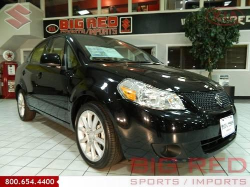 2011 Suzuki SX4 Sedan LE Anniversary Edition with HARD