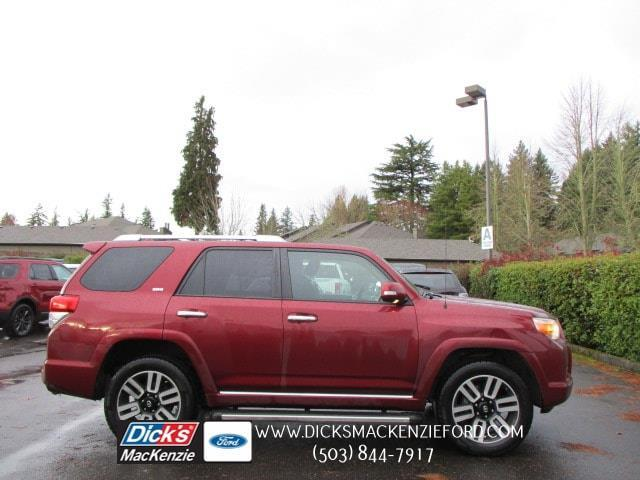2011 Toyota 4Runner Limited AWD Limited 4dr SUV