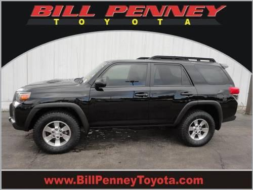 2011 Toyota 4runner Suv 4x4 For Sale In Huntsville