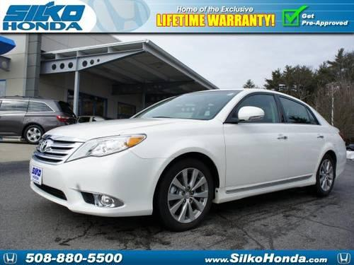 2011 toyota avalon 4 dr sedan limited for sale in raynham massachusetts classified. Black Bedroom Furniture Sets. Home Design Ideas