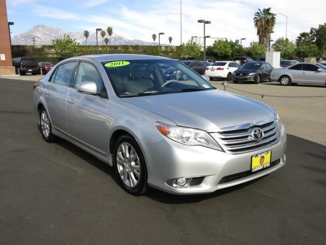 2011 toyota avalon 4dr car for sale in claremont california classified. Black Bedroom Furniture Sets. Home Design Ideas