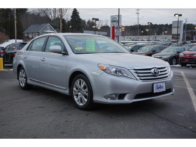 2011 toyota avalon base base 4dr sedan for sale in augusta maine classified. Black Bedroom Furniture Sets. Home Design Ideas