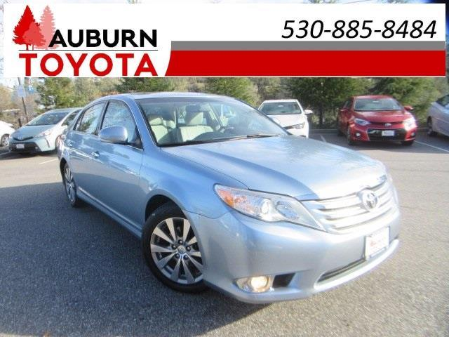 2011 toyota avalon base base 4dr sedan for sale in auburn california classified. Black Bedroom Furniture Sets. Home Design Ideas