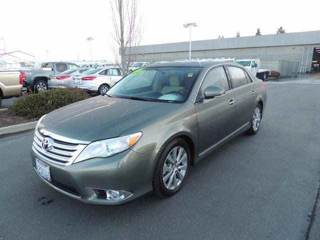 2011 toyota avalon limited limited 4dr sedan for sale in tierra buena california classified. Black Bedroom Furniture Sets. Home Design Ideas