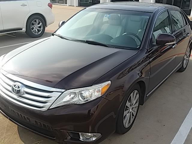 2011 toyota avalon limited limited 4dr sedan for sale in rockwall texas classified. Black Bedroom Furniture Sets. Home Design Ideas