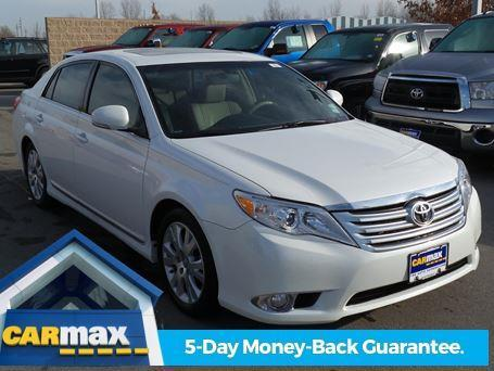 2011 toyota avalon limited limited 4dr sedan for sale in saint peters missouri classified. Black Bedroom Furniture Sets. Home Design Ideas