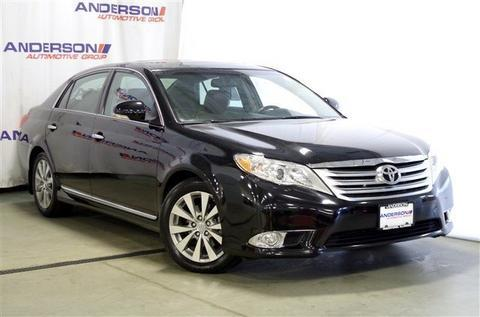 2011 toyota avalon limited rockford il for sale in rockford illinois classified. Black Bedroom Furniture Sets. Home Design Ideas