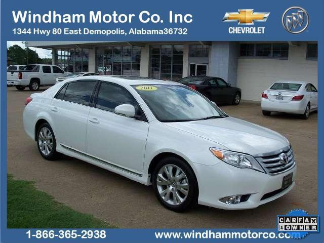 2011 toyota avalon limited for sale in demopolis alabama classified. Black Bedroom Furniture Sets. Home Design Ideas