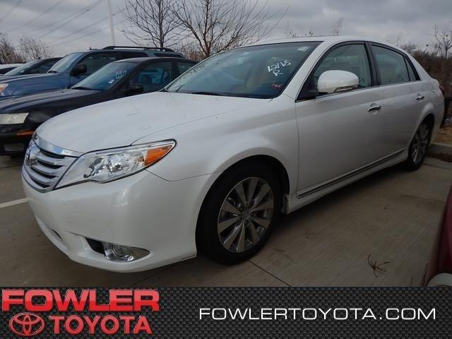 2011 toyota avalon norman ok for sale in norman oklahoma classified. Black Bedroom Furniture Sets. Home Design Ideas