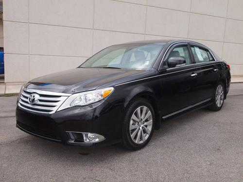 2011 toyota avalon sedan limited for sale in knoxville tennessee classified. Black Bedroom Furniture Sets. Home Design Ideas