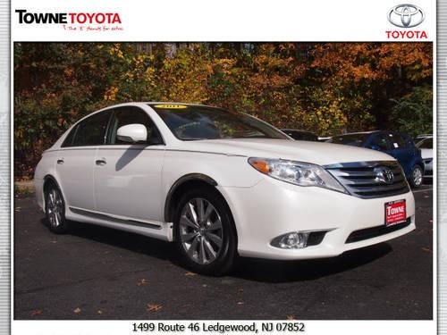 2011 toyota avalon sedan limited w nav for sale in ledgewood new jersey classified. Black Bedroom Furniture Sets. Home Design Ideas
