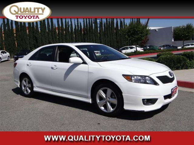 2011 toyota camry 4 door sedan le for sale in corona california classified. Black Bedroom Furniture Sets. Home Design Ideas