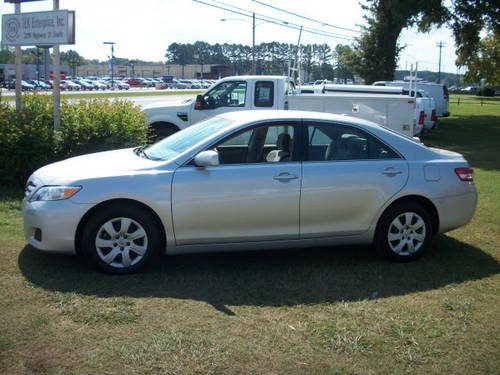 2011 Toyota Camry 4 Dr Sedan Le For Sale In Decatur