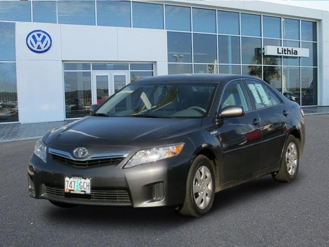2011 toyota camry hybrid 4 door sedan for sale in medford oregon classified. Black Bedroom Furniture Sets. Home Design Ideas