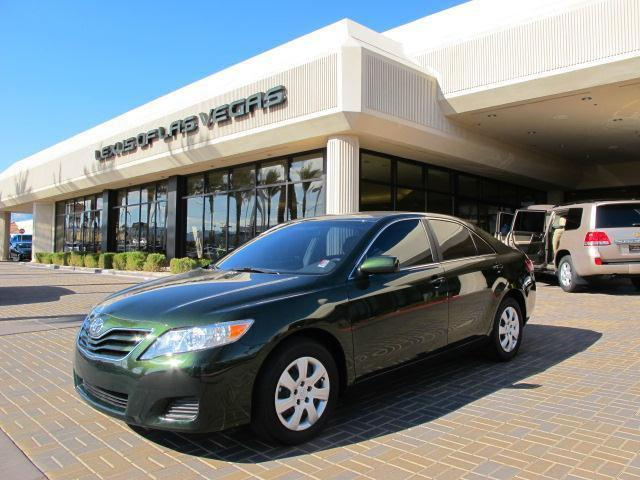 2011 toyota camry le for sale in las vegas nevada. Black Bedroom Furniture Sets. Home Design Ideas