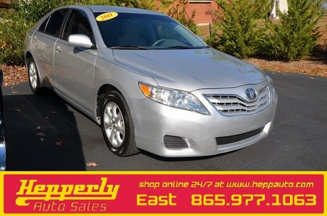 2011 Toyota Camry Le Le 4dr Sedan 6a For Sale In Maryville