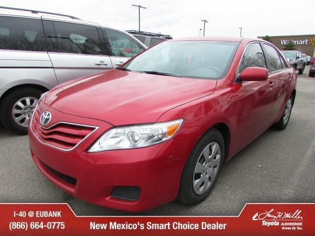 2011 toyota camry le le 4dr sedan 6m for sale in albuquerque new mexico classified. Black Bedroom Furniture Sets. Home Design Ideas