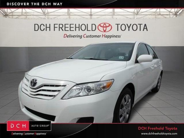 2011 toyota camry le sedan 4d le sedan 4d for sale in east for Motor vehicle nj freehold