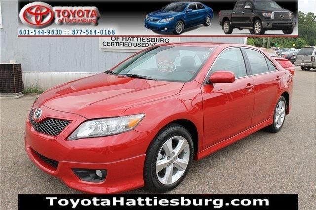2011 toyota camry se 2011 toyota camry car for sale in hattiesburg ms 4369304594 used cars. Black Bedroom Furniture Sets. Home Design Ideas