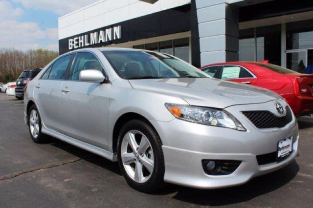 2011 toyota camry se for sale in briscoe missouri classified. Black Bedroom Furniture Sets. Home Design Ideas