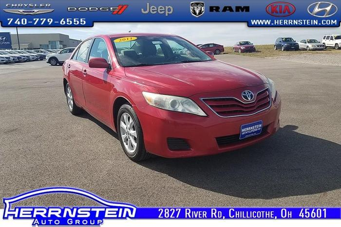 Herrnstein Hyundai Chillicothe >> 2011 Toyota Camry SE SE 4dr Sedan 6M for Sale in Chillicothe, Ohio Classified | AmericanListed.com