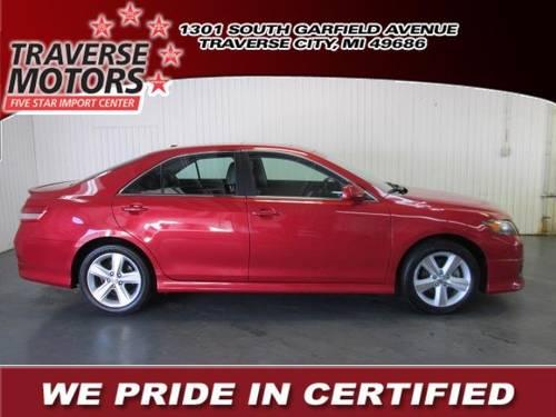2011 toyota camry sedan for sale in traverse city for Traverse city motors used cars