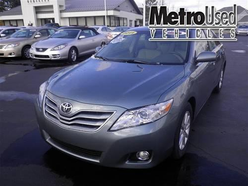 2011 Toyota Camry Sedan XLE