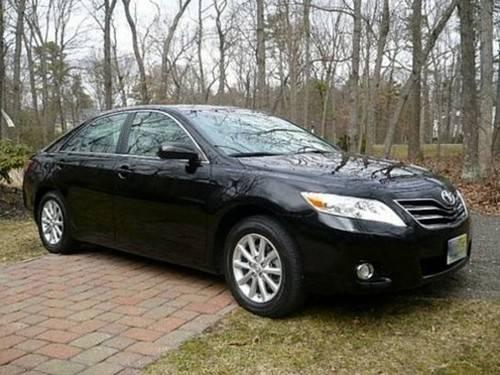 2011 toyota camry xle v6 black for sale in phoenix. Black Bedroom Furniture Sets. Home Design Ideas