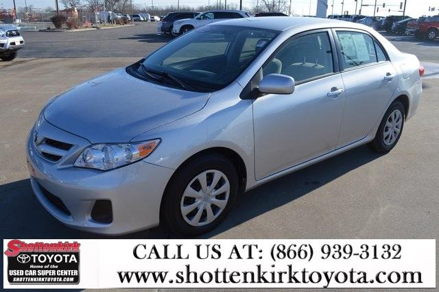 2011 Toyota Corolla Base 4dr Sedan 4a For Sale In Quincy