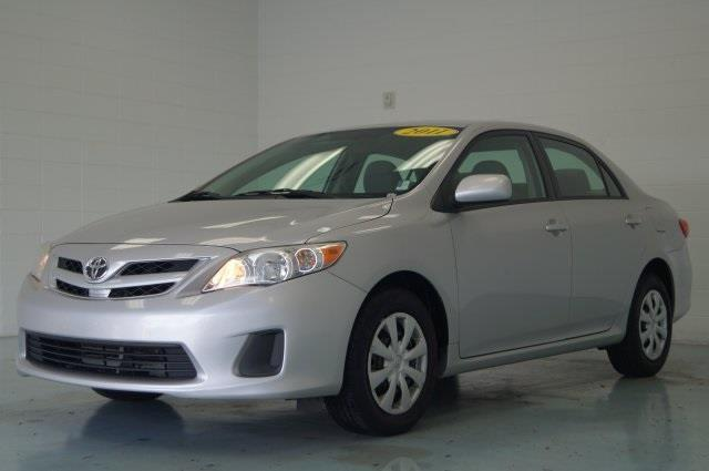 2011 Toyota Corolla Base Base 4dr Sedan 4A