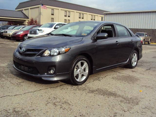 2011 toyota corolla s for sale in uniontown pennsylvania. Black Bedroom Furniture Sets. Home Design Ideas