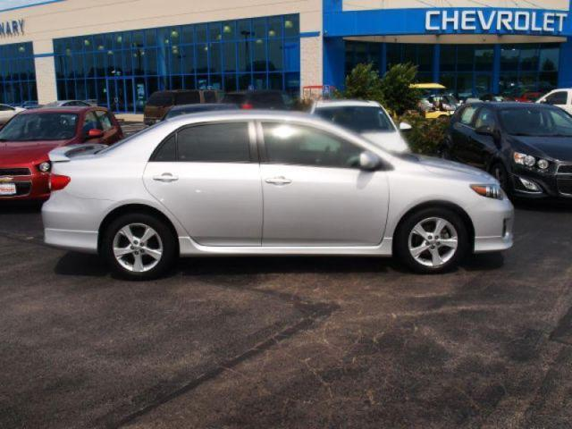 2011 toyota corolla s for sale in moselle missouri classified. Black Bedroom Furniture Sets. Home Design Ideas
