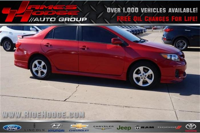 2011 Toyota Corolla S S 4dr Sedan 4a For Sale In Bacone