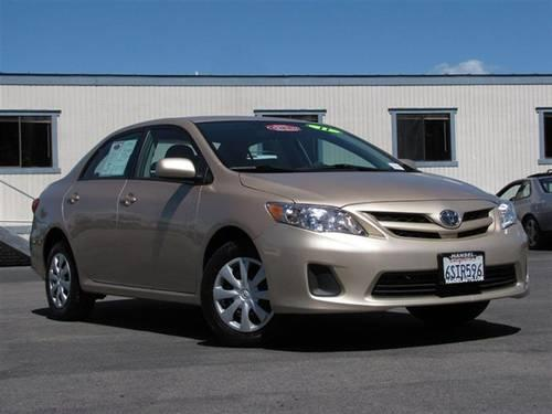 2011 Toyota Corolla Sedan Le Sedan For Sale In Bloomfield