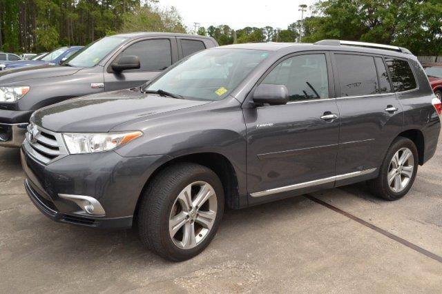 2011 toyota highlander limited awd limited 4dr suv for sale in panama city florida classified. Black Bedroom Furniture Sets. Home Design Ideas