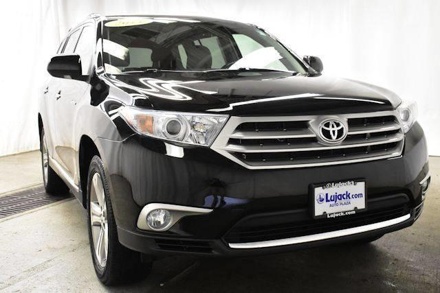 2011 Toyota Highlander Limited AWD Limited 4dr SUV
