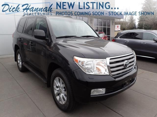 2011 Toyota Land Cruiser Base AWD 4dr SUV