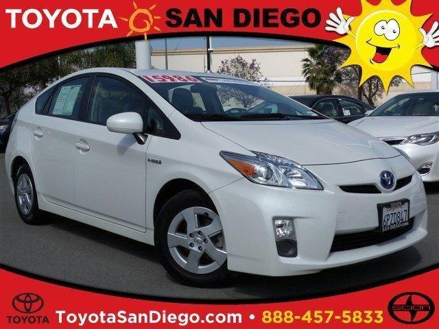 2011 toyota prius hatchback iii for sale in san diego california classified. Black Bedroom Furniture Sets. Home Design Ideas