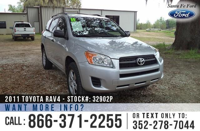 2011 Toyota Rav4 - 21K Miles - Finance Here!