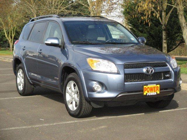 2011 toyota rav4 4x4 limited 4dr suv v6 for sale in albany. Black Bedroom Furniture Sets. Home Design Ideas