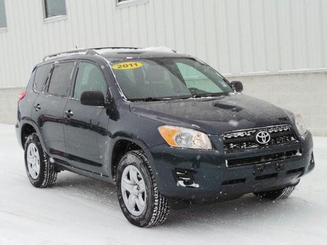 2011 Toyota RAV4 Base 4x4 Base 4dr SUV