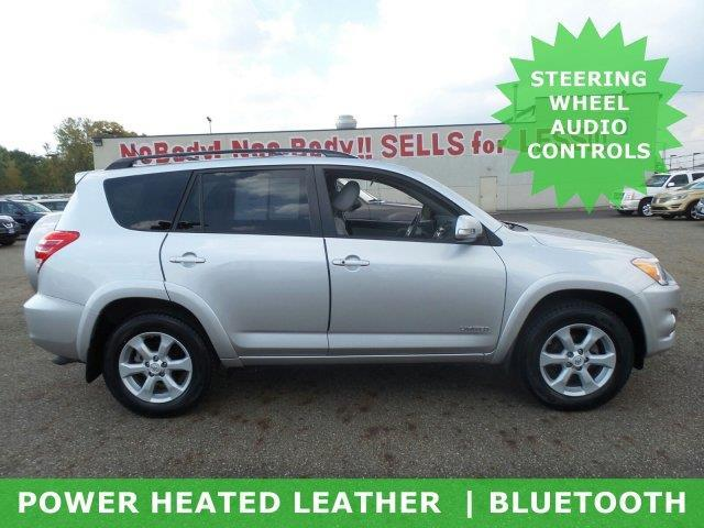 2011 Toyota RAV4 Limited 4x4 Limited 4dr SUV