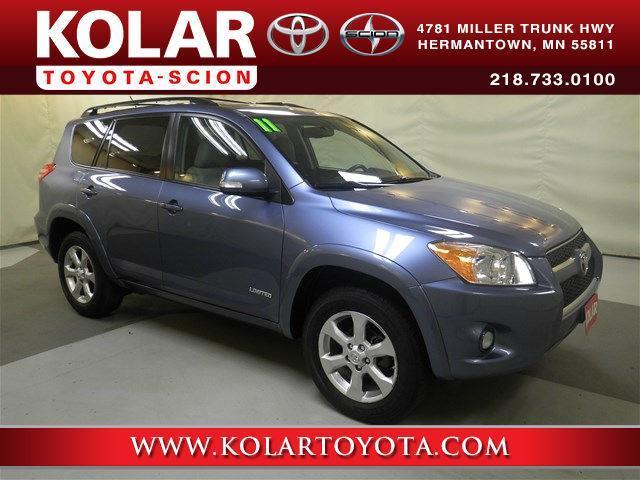 2011 Toyota Rav4 Limited 4x4 Limited 4dr Suv For Sale In