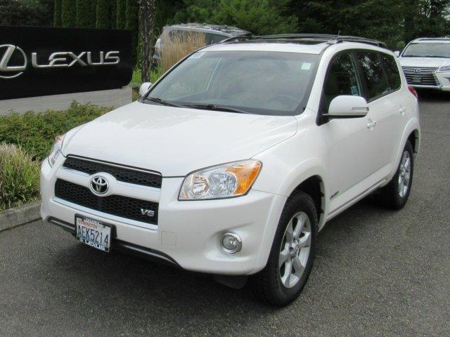 2011 toyota rav4 limited 4x4 limited 4dr suv v6 for sale in tacoma washington classified. Black Bedroom Furniture Sets. Home Design Ideas