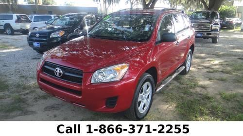 2011 Toyota Rav4 - ONE owner - Running Boards