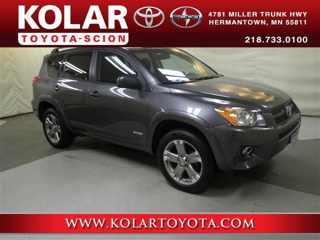 Kolar Toyota Duluth Minnesota >> 2011 Toyota RAV4 Sport 4x4 Sport 4dr SUV for Sale in ...