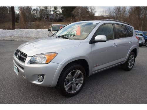2011 toyota rav4 suv 4x4 sport for sale in beemerville new jersey classified. Black Bedroom Furniture Sets. Home Design Ideas