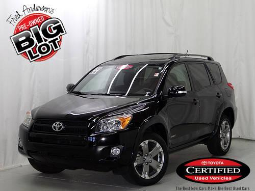 2011 Toyota Rav4 Suv Sport For Sale In Raleigh North