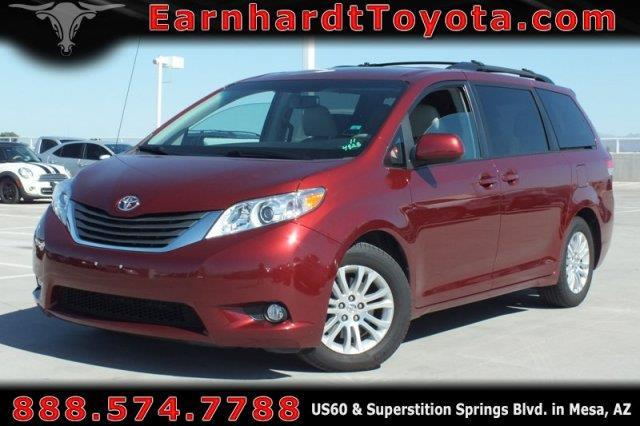 2011 toyota sienna xle 8 passenger xle 8 passenger 4dr mini van for sale in mesa arizona. Black Bedroom Furniture Sets. Home Design Ideas
